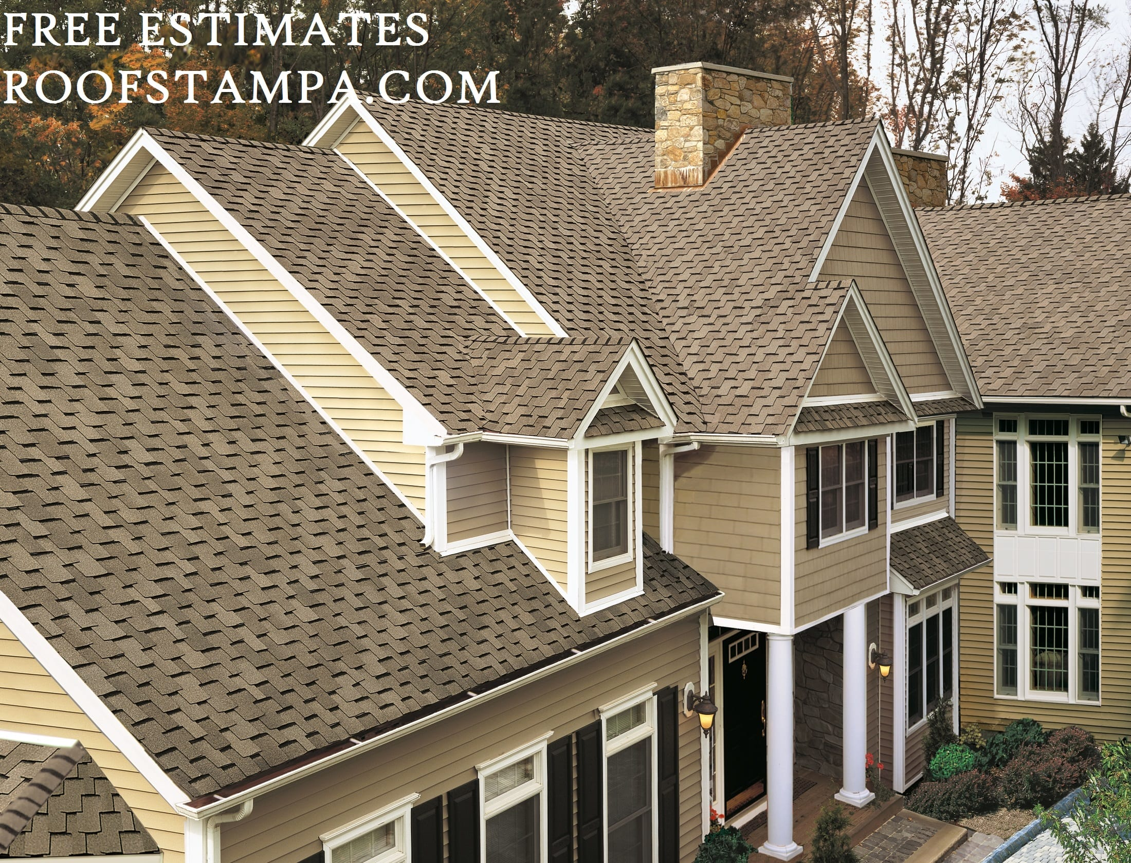 Designer Shingle Roof Tampa