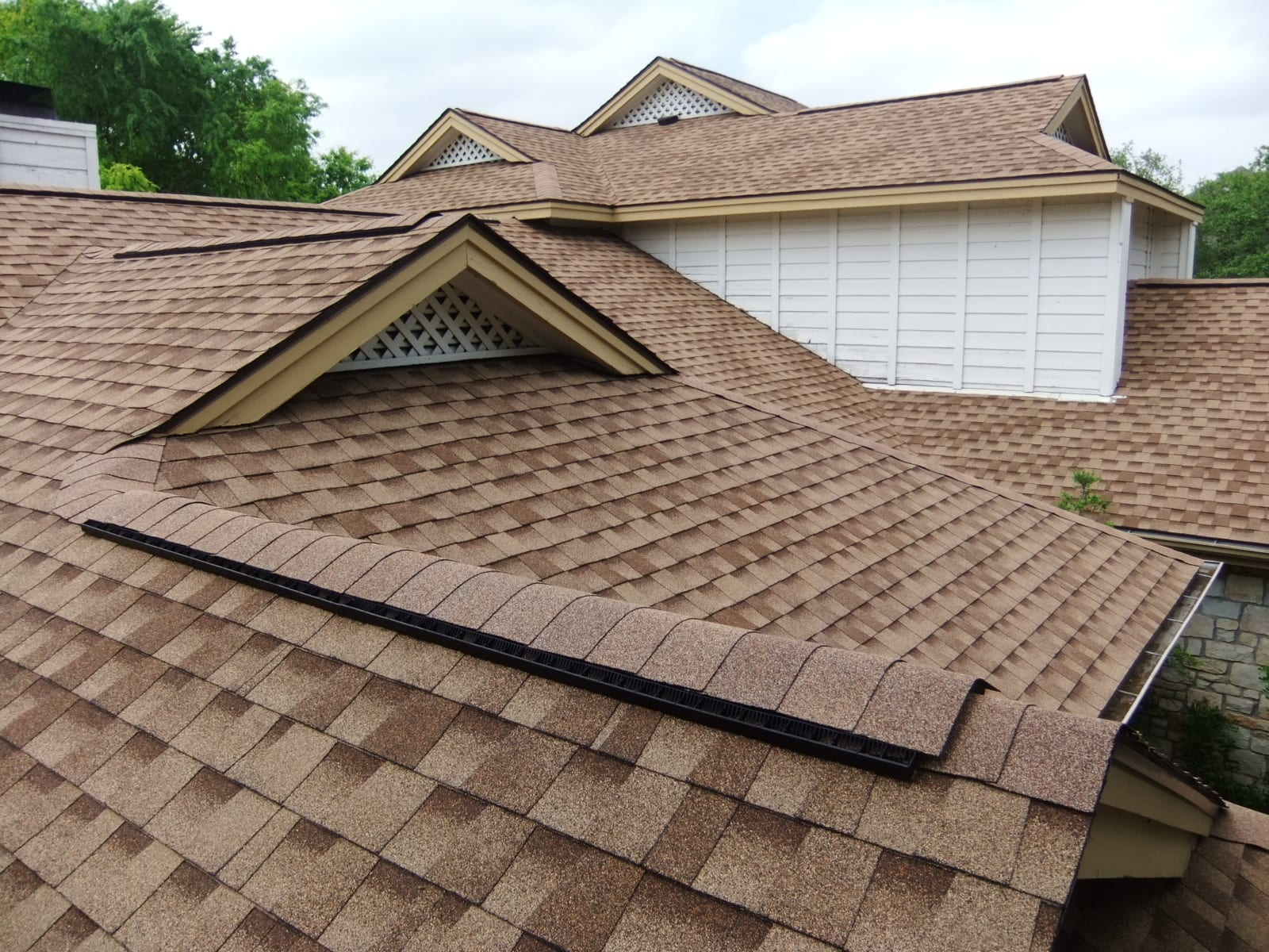 Dimensional Shingle Roofing Tampa