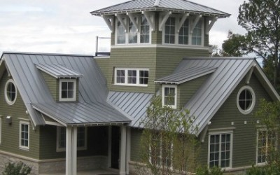 Residential Metal Roof Tampa Florida