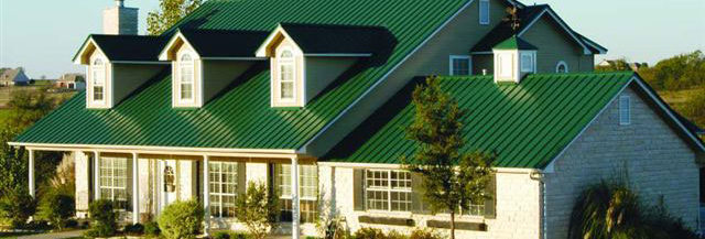Green Metal Roof Tampa Florida