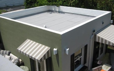 Residential Flat Roof Tampa Florida