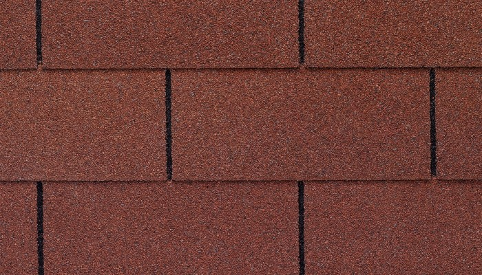 Royal Sovereign - Russet Red | 3-Tab Shingle
