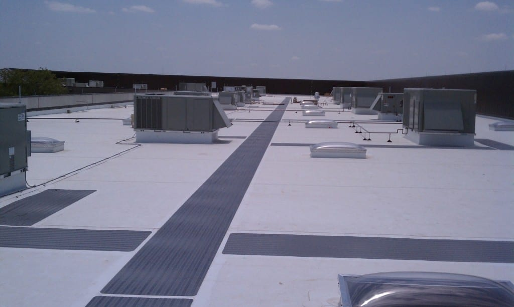 TPO Commercial Roof Tampa