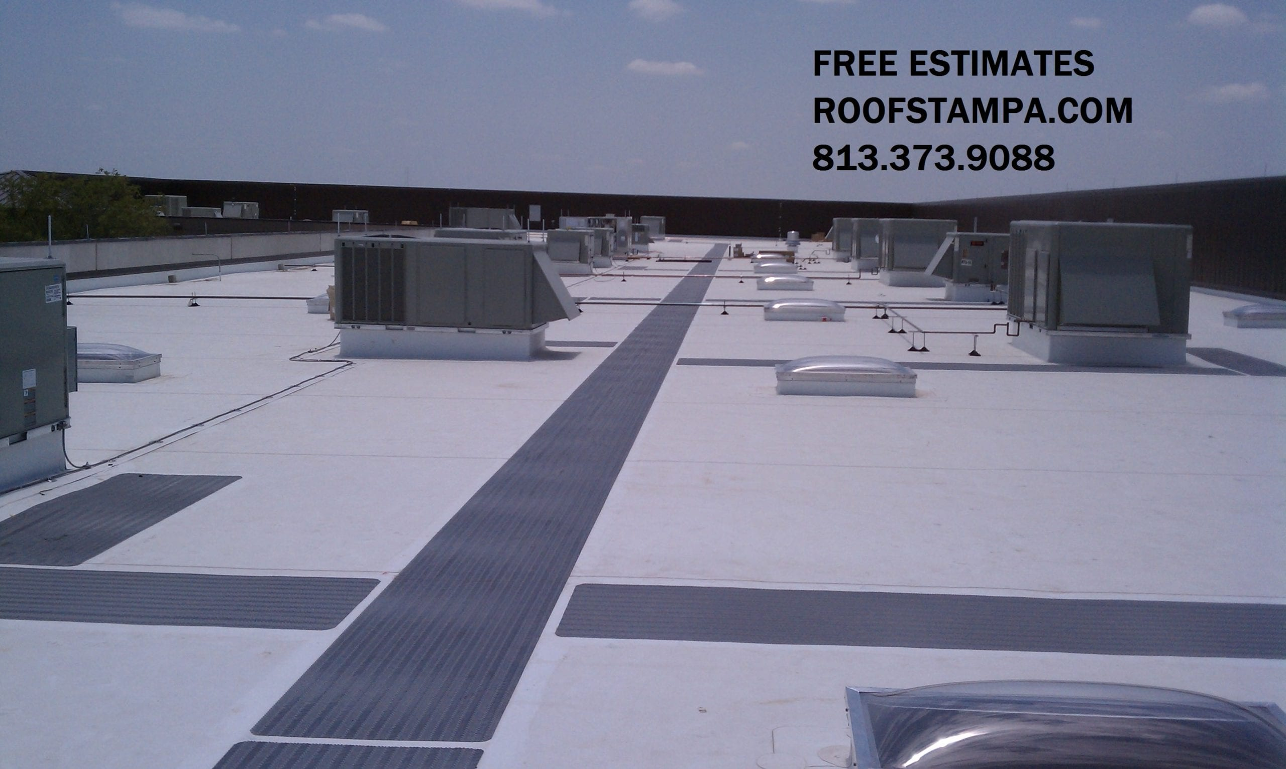 Tpo Roofing Contractor Tampa Florida Code Engineered