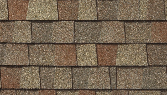 GAF Timberline American Harvest Golden Harvest shingle