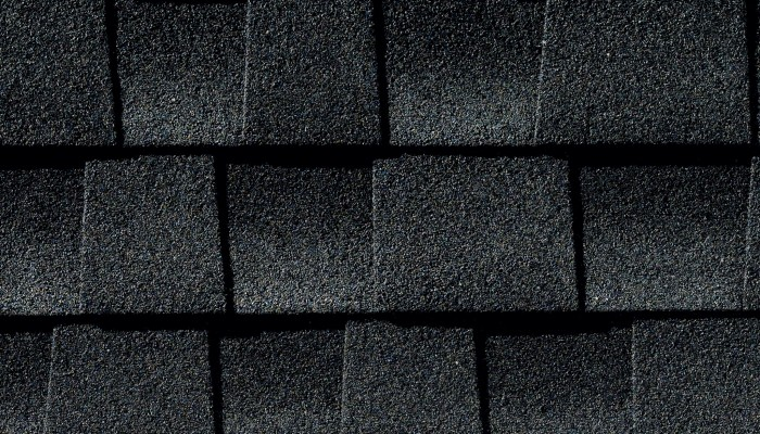 GAF Timberline HD Charcoal Shingle