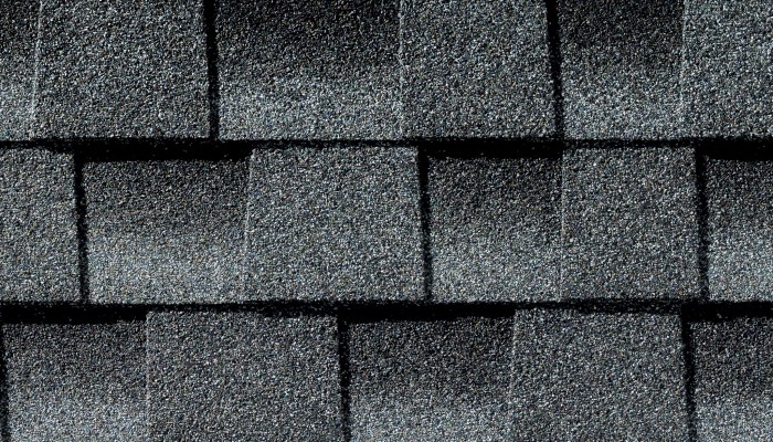 GAF Timberline HD Pewter Gray Shingle