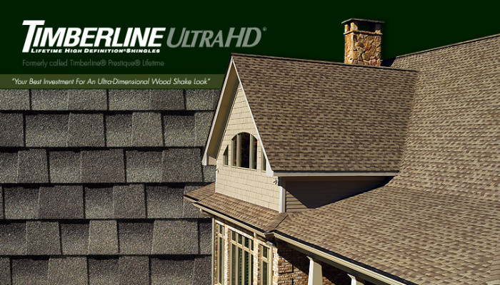 GAF Timberline Ultra HD