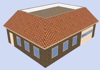 Roofing company tampa fl residential roofing for Different types of roofs