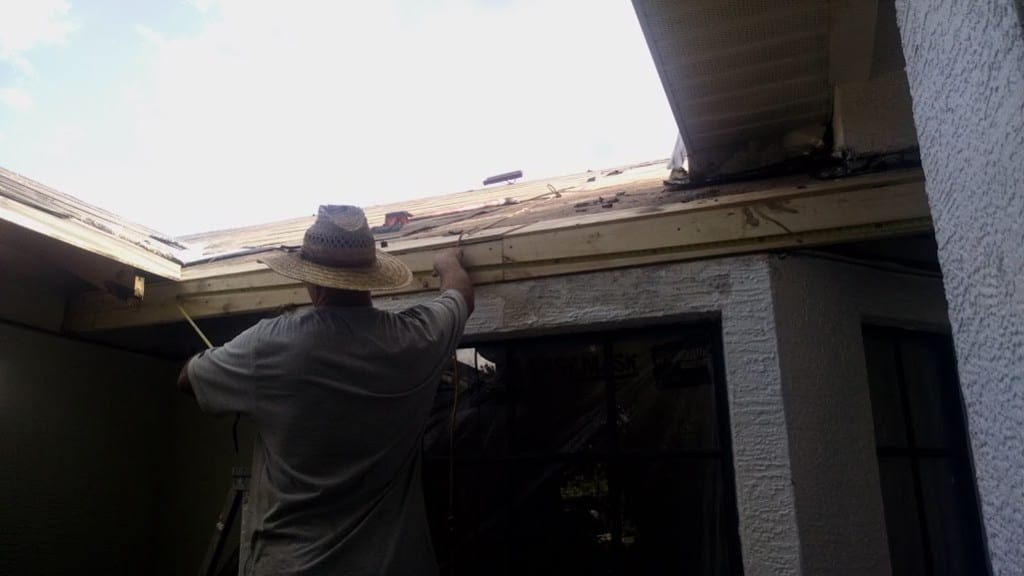 replacing wood roofing tampa