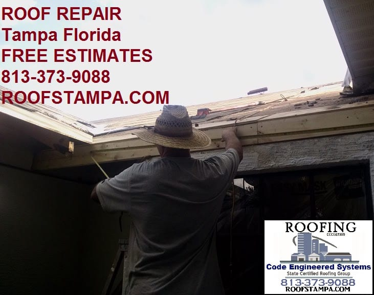 Roof Repair Tampa FL