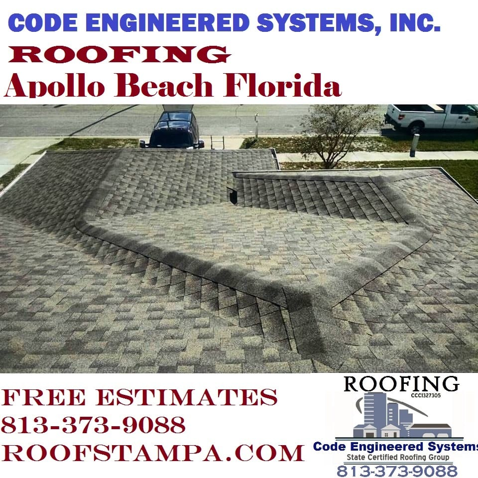 Roofers Apollo Beach Florida Roofing Contractors