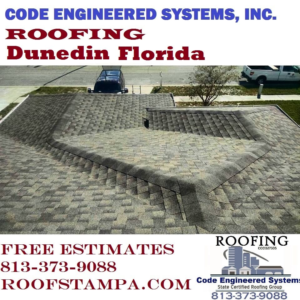 Roofing Dunedin Florida Roofers