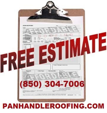 Roofing Pensacola Free Estimates
