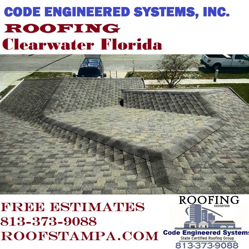 Roofing Roofer Clearwater Florida