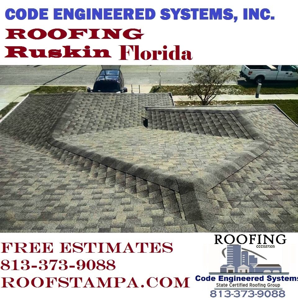 Roofing Ruskin Florida Roofers