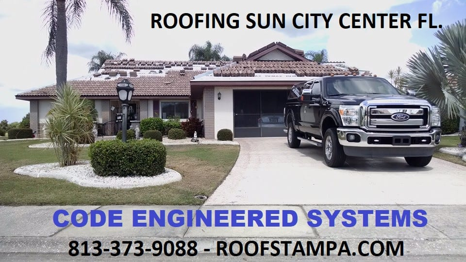 Tile Roofing Sun City Center Florida