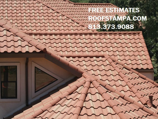 Tile Roof Roofing Company Tampa Fl