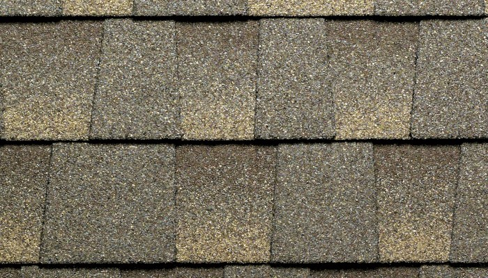GAF Timberline Cool Series Barkwood shingle