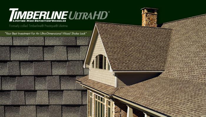 GAF Timberline Ultra HD