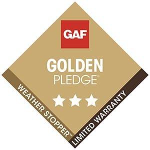 Gaf Golden Pledge Warranty Tampa Bay Roofing Company